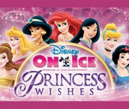 dinsey on ice princesas