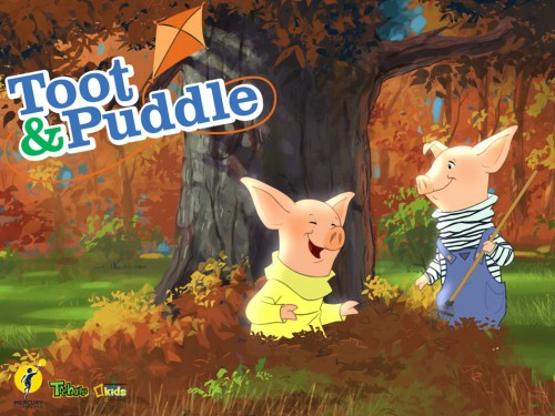 Toot y Puddle