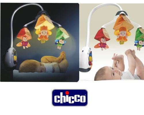 Carrusel Relax & Play de Chicco