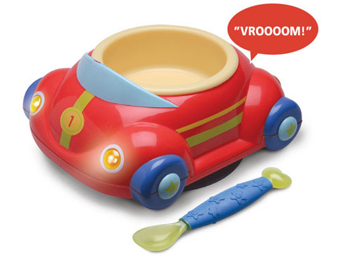 Vroom Sound-Effect Bowl