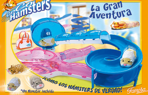 Go go hamsters