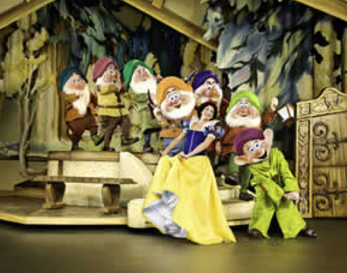 Ultima funcion de Disney Live