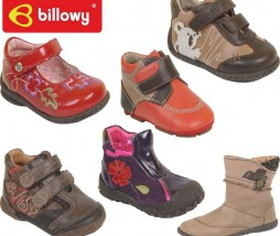 Zapatos infantiles Billowy