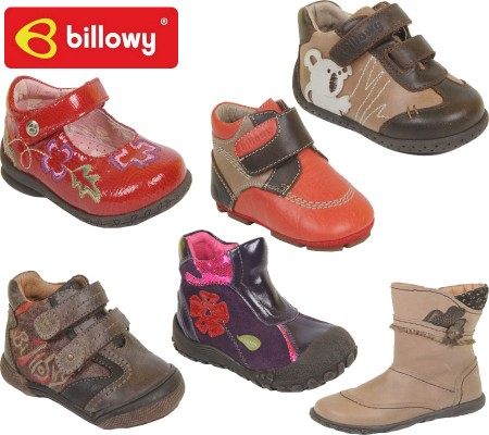Zapatos infantiles billowy pequelia for Zapateria infantil