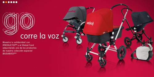 Bugaboo RED