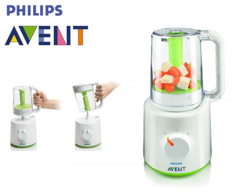Philips Avent Food Bottle Warmer Grey Review
