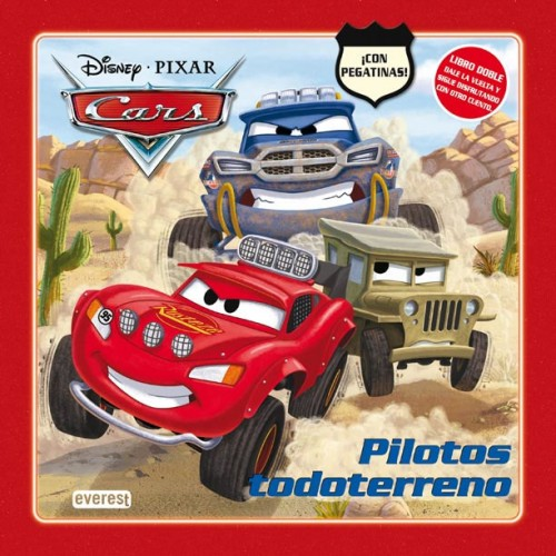 Cars - Pilotos Todoterreno / Una Carrera Accidentada