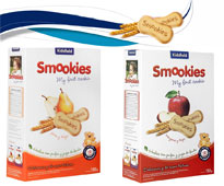 Smookies, galletas para bebés