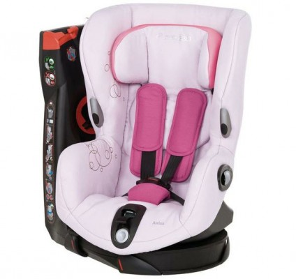 Maxi Cosi Axiss Car Seat Installation Video
