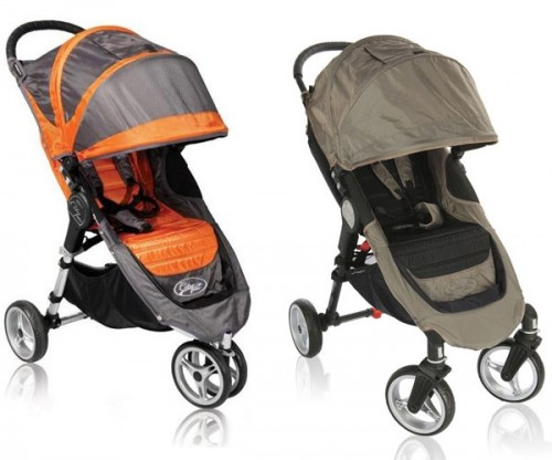 Baby Jogger City Select Stroller With Car Seat