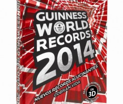 Sorteo libro y camiseta niño World Guiness Records