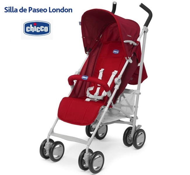 Silla De Paseo London Pequelia