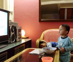Accidentes de niños con televisores