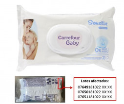 Carrefour Baby Sensitive
