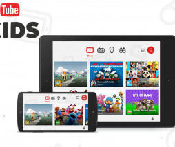 Versión online de YouTube Kids